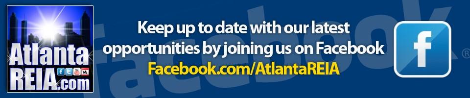 Atlanta REIA on Facebook