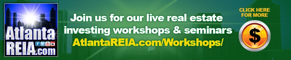 Atlanta REIA Workshops