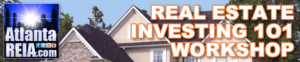 Real Estate Investing 101 Workshop