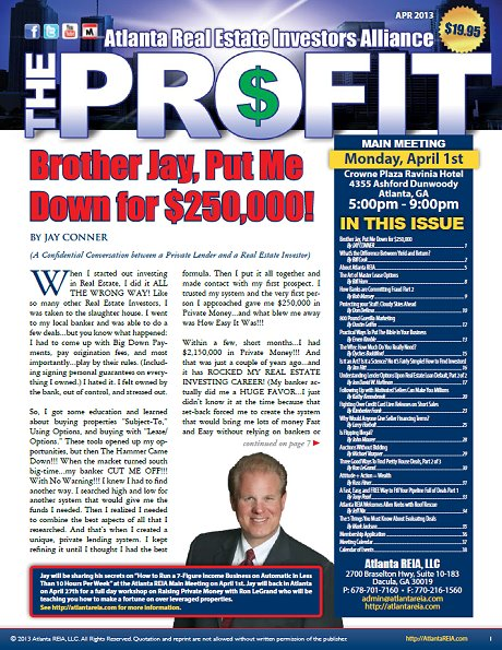 Login to Download The Profit April 2013