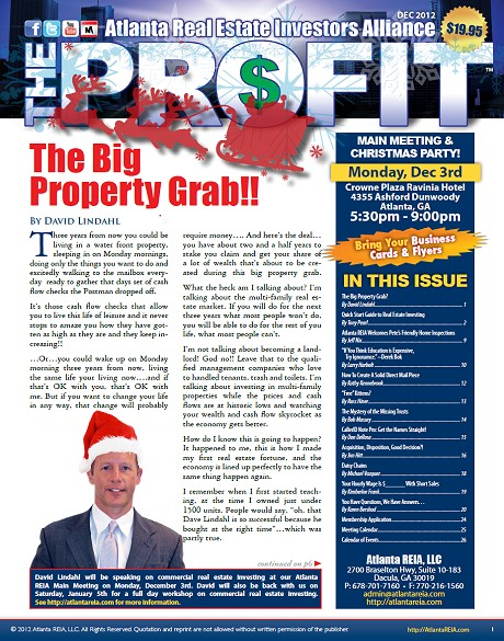 Login to Download The Profit December 2012