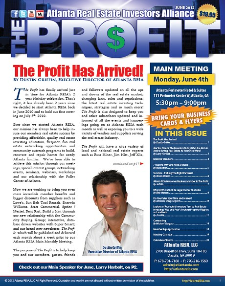 Login to Download The Profit June 2012