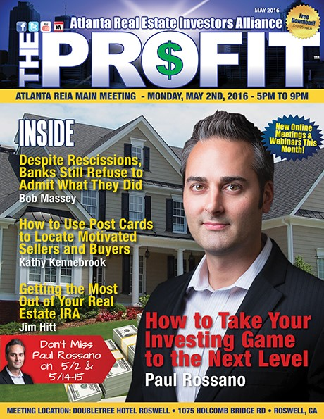 Login to Download The Profit May 2016